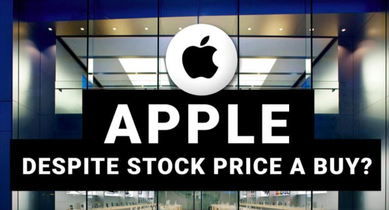 Apple stocks analysis