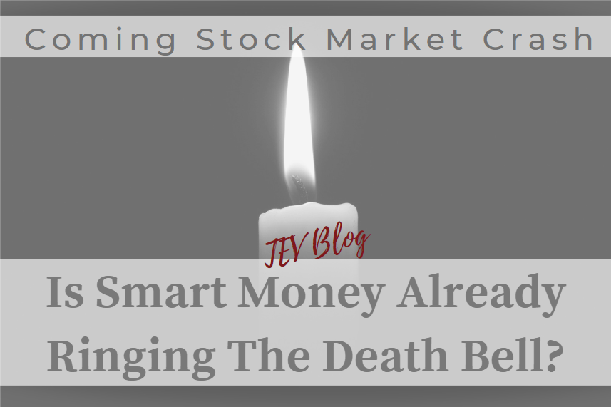 Coming stock market Crash