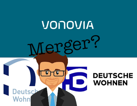 Vonovia and Deutsche Wohnen Mega Merger Ahead?