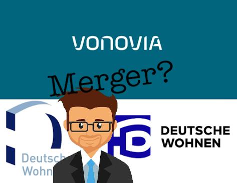 Vonovia and Deutsche Wohnen Mega Merger Ahead?