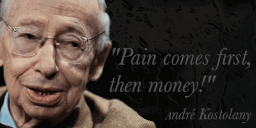 """It's (Almost) The Same With Every Stock Market Crash: """"After The Pain Comes The Money!"""" Really?"""