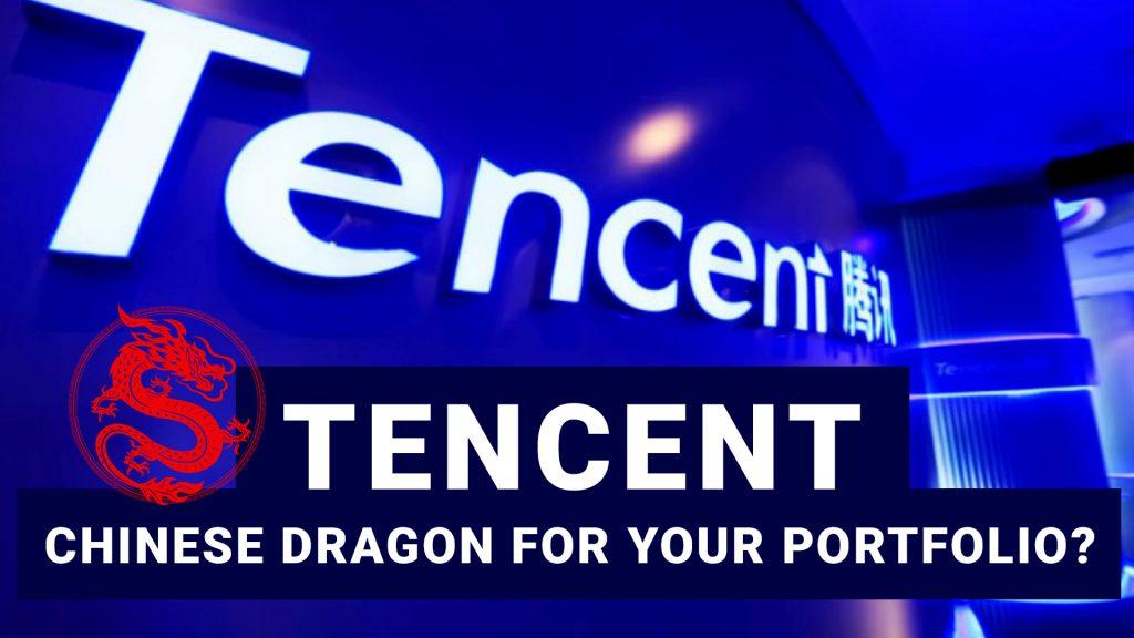 Tencent stock analysis