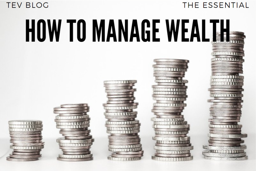 How To Manage Wealth