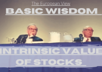 Intrinsic Value Of A Stock – Buffett's & Munger's Value Formula
