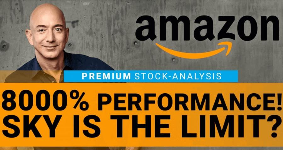 Amazon Stock Analysis image
