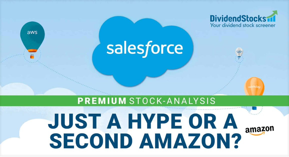 Salesforce stock analysis image
