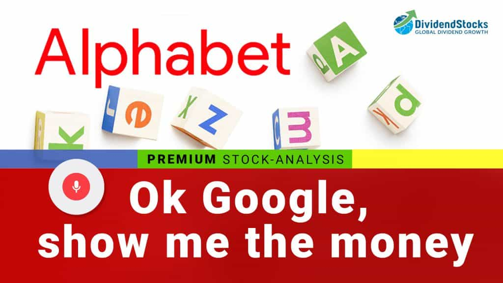 Fundamental Alphabet Stock analysis