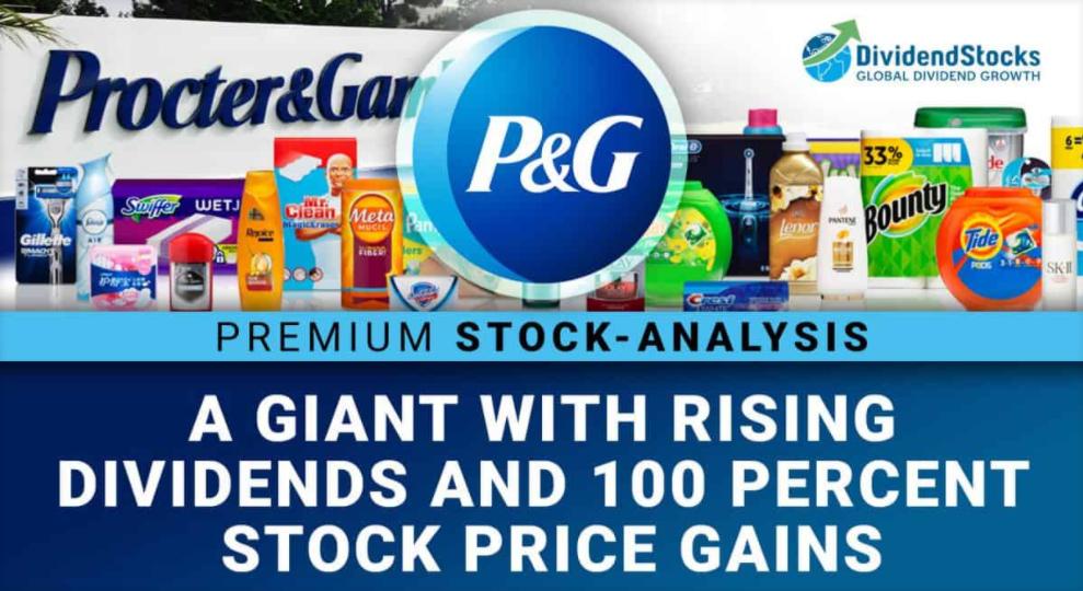 Fundamental Procter & Gamble Stock analysis