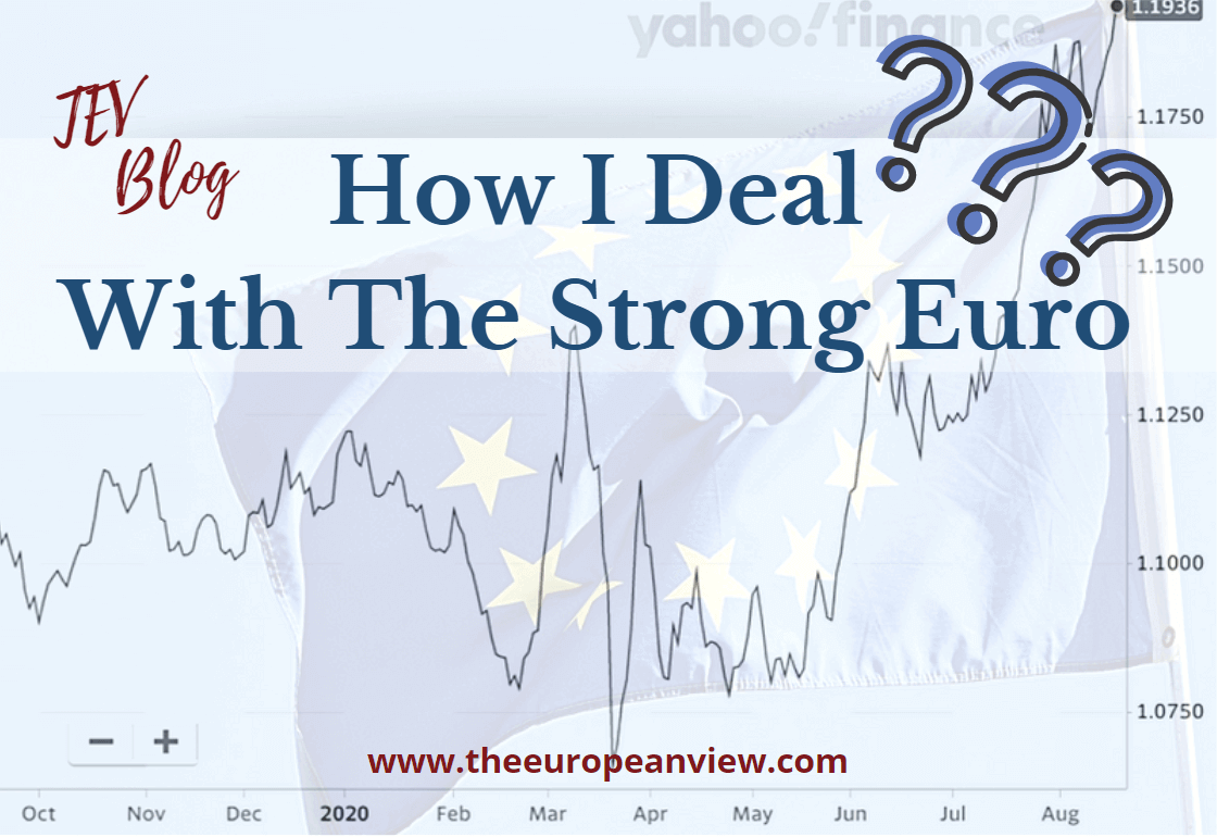 How to deal with the strong euro image