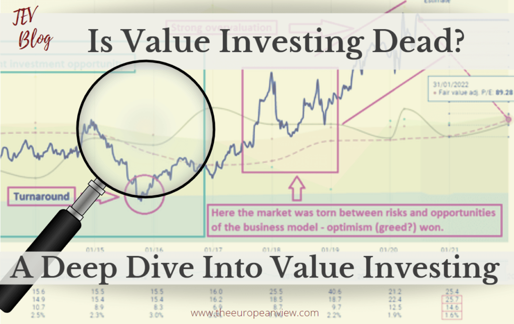 Is value investing dead