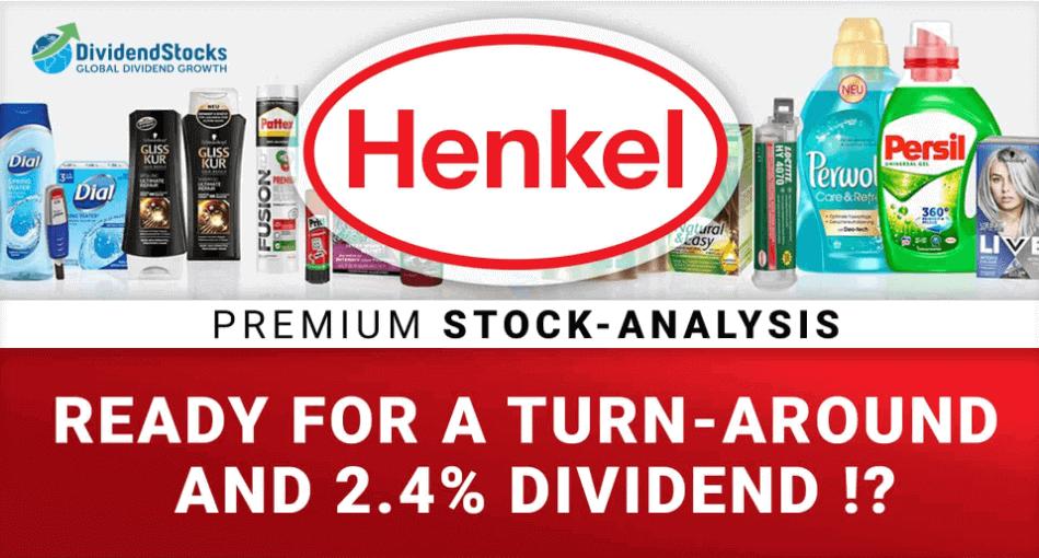 Henkel stock fundamental analysis