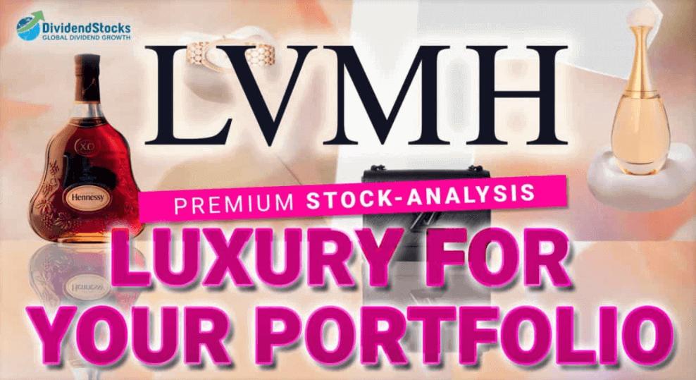 LVMH fundamental stock analysis image