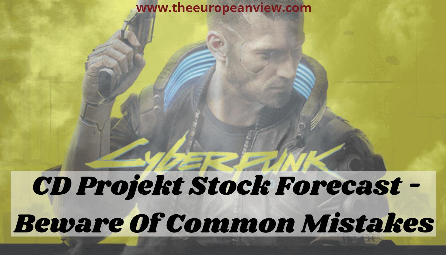 CD Projekt Stock Forecast