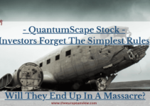 QuantumScape Stock: Investors Forget The Simplest Rules – Will They End Up In A Massacre?