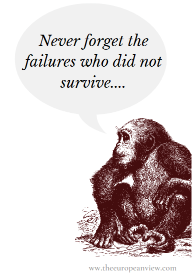 Never forget the failures who did not survive