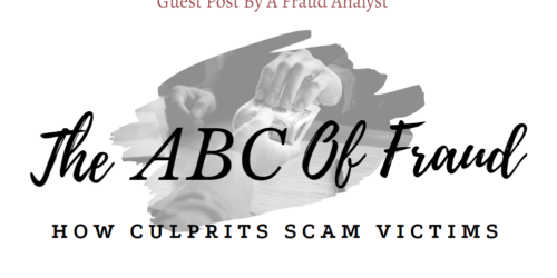 """The ABC Of Fraud – How Culprits Scam Victims 