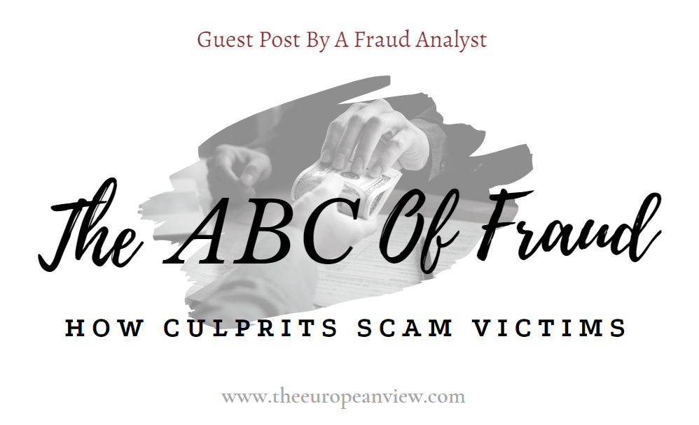 The ABC of fraud – how culprits scam victims TEV Blog