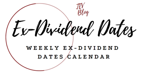 Ex-Dividend Date Calendar October 01 to October 01 With Danaher And Bristol-Myers Squibb