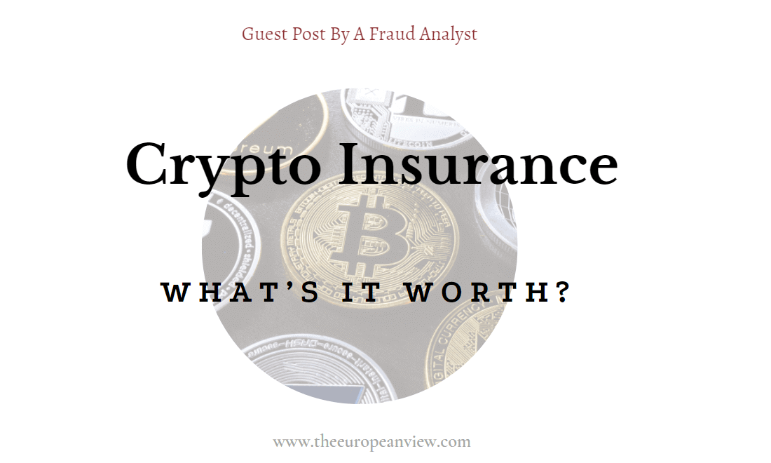 Crypto insurance TEV Blog